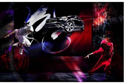 Продвижение Nissan Infinity