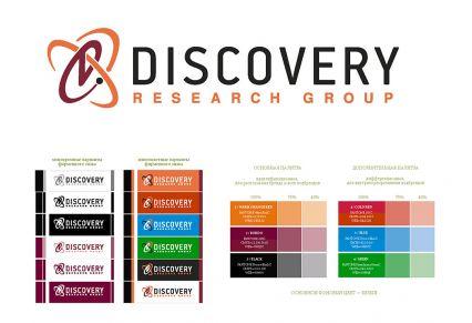 Discovery: ребрендинг исследовательской компании