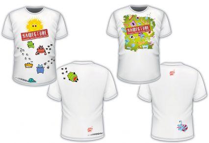 «Нашествие»: футболки для детей